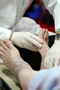 Diabetics Need to Have Feet Screenings