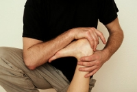 Stretching the Plantar Fascia