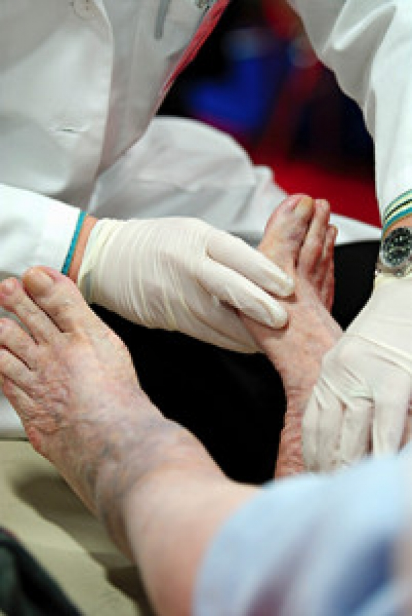 Maintaining Foot Health for Seniors