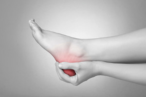 Inflammation of the Tarsal Tunnel
